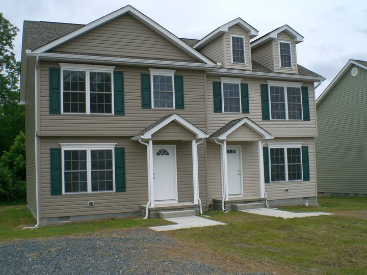 Home Exteriors Custom Homes Delaware