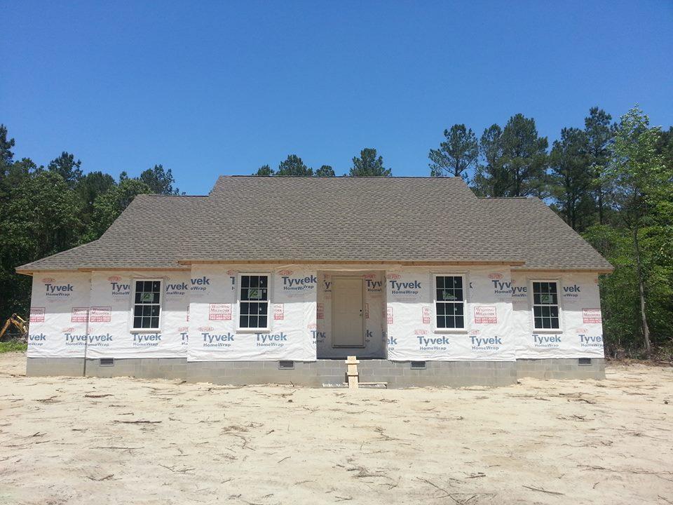 Custom home builders delaware under construction 4e2e for A e custom homes