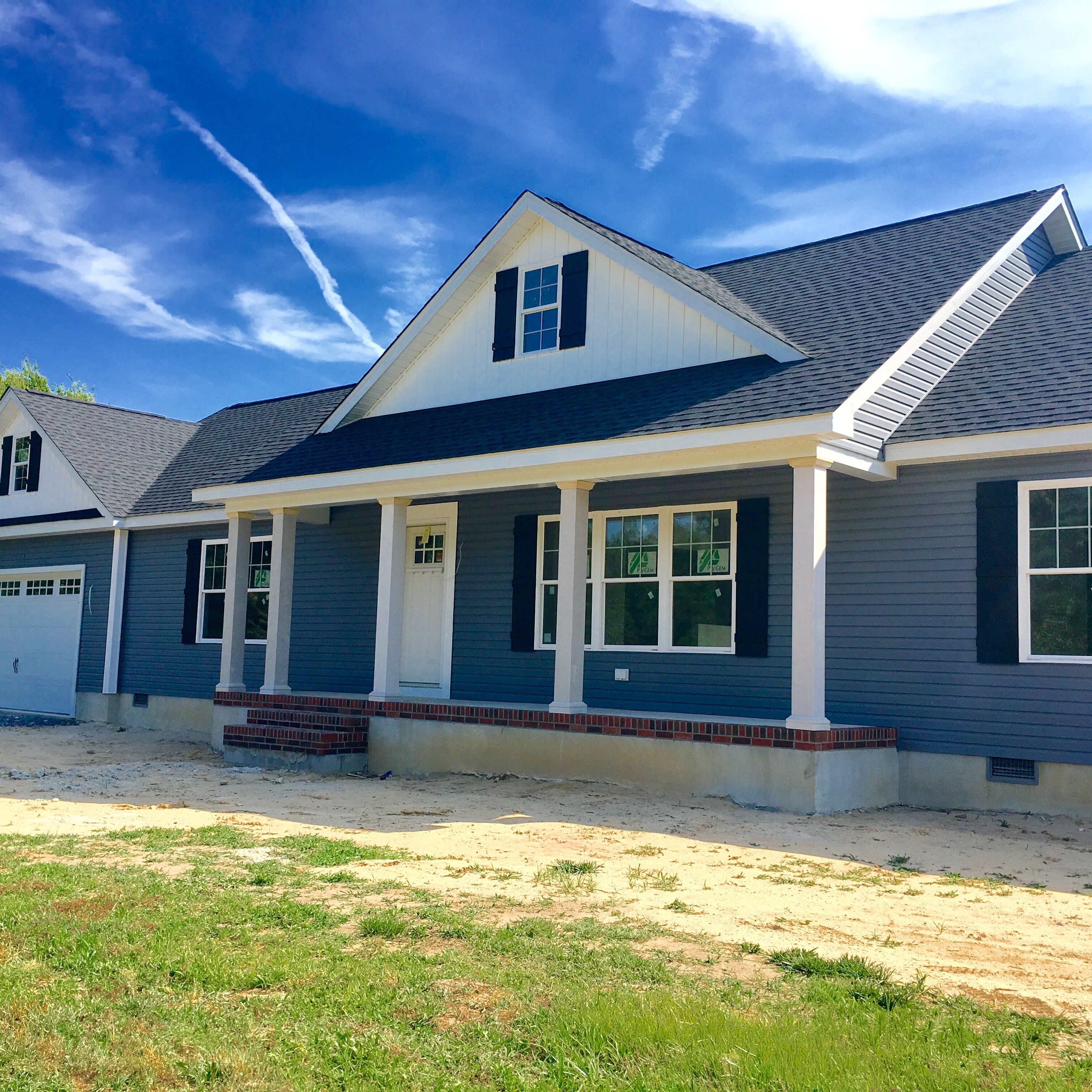 Delaware custom home plans designs hunter creek homes for Our home designs